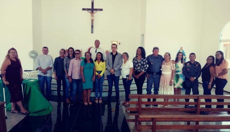 REALIZADA SOLENIDADE DE POSSE DO CONSELHO COMUNITÁRIO PELA PAZ DE GRAÇA ARANHA