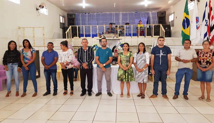 Empossado Conselho Comunitário de Lagoa Grande