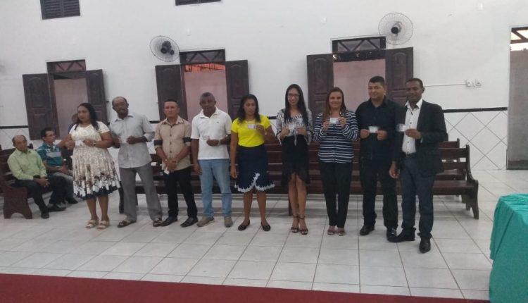 Realizada solenidade de Posse dos Conselhos Comunitários pela Paz de Matinha/MA e Olinda Nova do Maranhão/MA