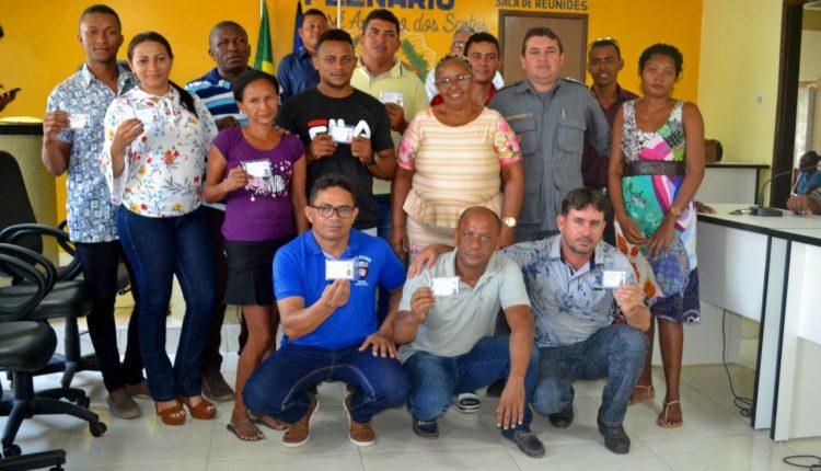 REALIZADA SOLENIDADE DE POSSE DO CONSELHO COMUNITÁRIO PELA PAZ DA CIDADE DE SÃO VICENTE FERRER