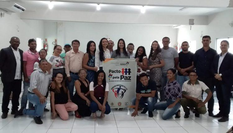 CONSELHO COMUNITÁRIO PELA PAZ DO MUNICÍPIO DE MORROS É CRIADO