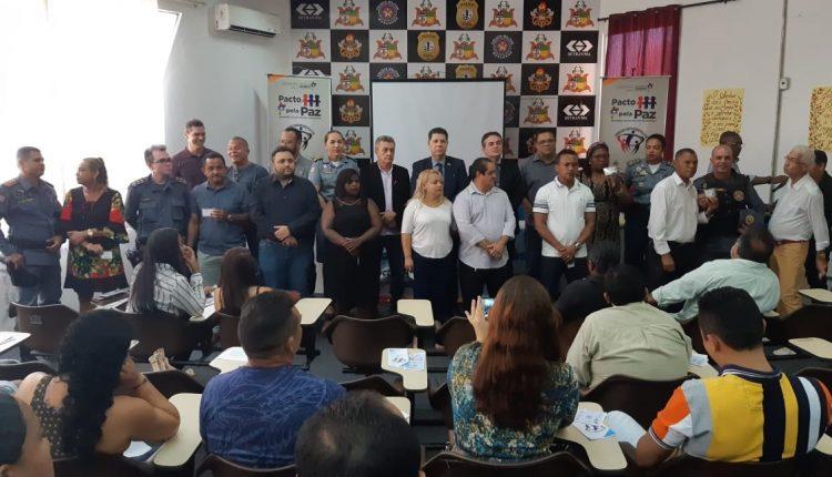 CONSELHO COMUNITÁRIO PELA PAZ DAS FEIRAS LIVRES TOMA POSSE