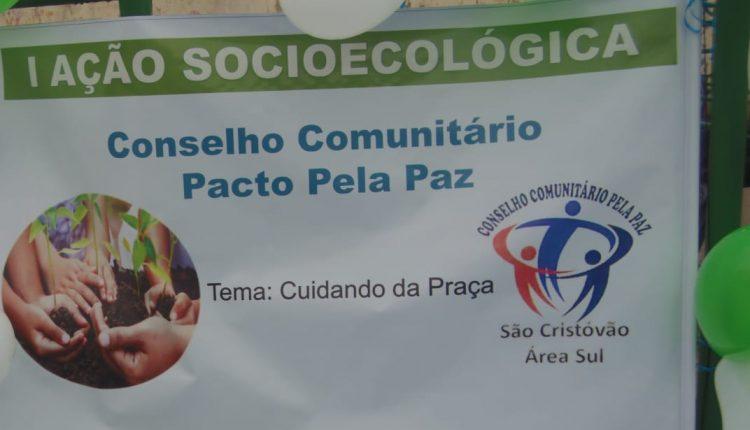 AÇÃO SOCIOLÓGICA NO CCP DO SÃO CRISTOVÃO